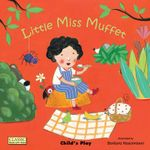 Little Miss Muffet : Classic Books with Holes - Barbara Nascimbeni
