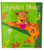 Leopard's Snore : Pardon Me! - Emma Trithart