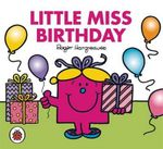 Little Miss Birthday - Roger Hargreaves