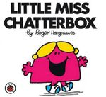 Little Miss Chatterbox - Roger Hargreaves