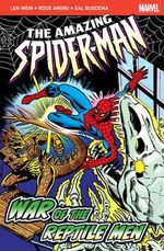 The Amazing Spider-Man : War of the Reptile Men - Gerry Conway