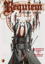 Requiem Vampire Knight : Convent of the Blood Sisters & The Queen of Dead Souls v. 4 - Pat Mills