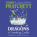 Dragons at Crumbling Castle : And Other Stories - Terry Pratchett