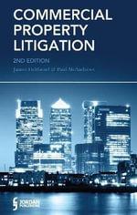 Commercial Property Litigation - James Fieldsend