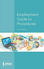 Employment Guide to Procedures - Harding