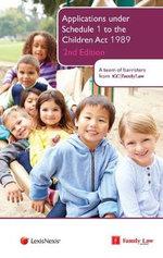 Children Act 1989 : Schedule 1 Applications - Bazley QC