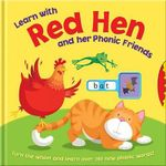 Learn with Red Hen and Her Phonic Friends - Gill Davies
