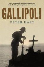 Gallipoli - Peter Hart