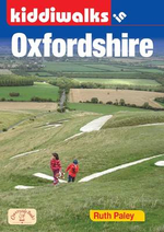 Kiddiwalks in Oxfordshire : A Guidebook to the Architecture, History, and Prin... - Ruth Paley