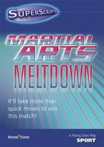 Martial Arts Meltdown - Helen Chapman