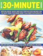 Best Ever 30 Minute Cookbook - Jenni Fleetwood