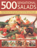 500 Sensational Salads - Julia Canning