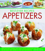 Appetizers : Best-Ever Recipes : Appetizers - Christine Ingram
