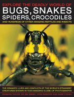 Explore The Deadly World of Bugs, Snakes, Spiders, Crocodiles : And Hundreds of Other Amazing Reptiles and Insects - Barbara Taylor