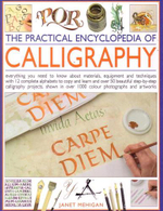 The Practical Encyclopedia of Calligraphy - Janet Mehigan