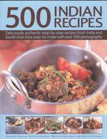 500 Indian Recipes - Shehzad Husain,