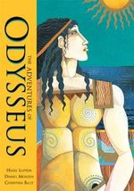 The Adventures of Odysseus - Hugh Lupton