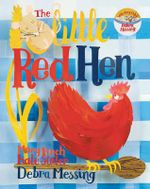The Little Red Hen - Mary Finch
