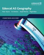 Edexcel AS Geography : Student Book and Student CD-ROM - Vivien Pointon