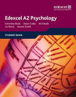 Edexcel A2 Psychology Student Book - Christine Brain
