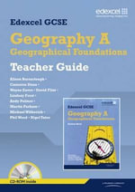 Edexcel GCSE Geography A Teacher Guide - with Planning and Delivery CD-ROM - Nigel Yates