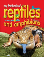 My First Book Reptiles & Amphibians : My First Book of... - TickTock
