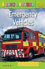 First Facts 250 Words : Emergency Vehicles - TickTock