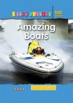 Amazing Boats : Fact Hounds : I Love Reading Series - Frances Ridley