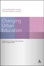 Changing Urban Education - Elizabeth Burn