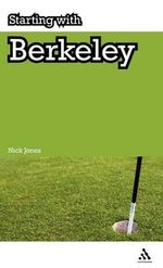Starting with Berkeley - Nick Jones