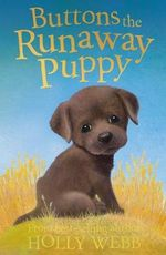 Buttons the Runaway Puppy : Kittens & Puppies (Holly Webb) New Series - Holly Webb