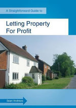 Letting Property for Profit - Sean Andrews