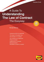Understanding the Law of Contract - Ronald Skinner