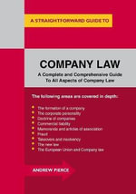 Company Law - Andrew Pierce