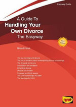 Handling Your Own Divorce : The Easyway - Roland Freed