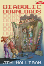 Diabolic Downloads - Jim Halligan