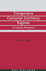 Comparative Consumer Insolvency Regimes : A Canadian Perspective - Jacob S. Ziegel