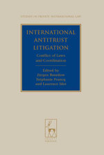 International Antitrust Litigation : Conflict of Laws and Coordination