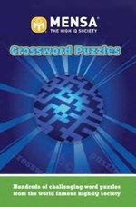 Mensa : Crosswords - Phillip Carter