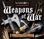 Weapons of War : From Axes to War Hammers, Weapons from the Age of Hand-to-hand Fighting - Rupert Matthews