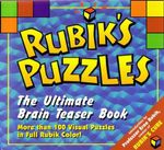 Rubik's Puzzles : The Ultimate Brain Teaser Book - Albie Fiore