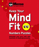 Keep Your Mind Fit : Number Puzzles - Mensa