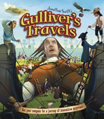 Gulliver's Travels : Set Your Compass for a Journey of Extraordinary Surprises! - Harriet Castor