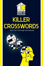 House of Puzzles : Killer Crosswords - Tim Dedopulos