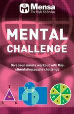 Mensa Mental Challenge - Robert Allen