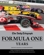 Daily Telegraph Formula One Years - Sarah Edworthy
