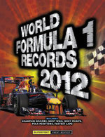 World Formula 1 Records Book 2012 - Bruce Jones