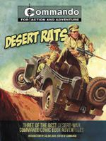 Desert Rats : Three of the Best Desert-war Commando Comic Book Adventures