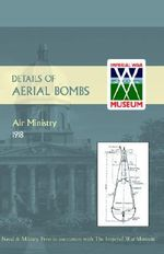 Details of Aerial Bombs 2005 - Air Ministry 1918