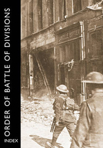 Order of Battle of Divisions, Index - Ray Westlake